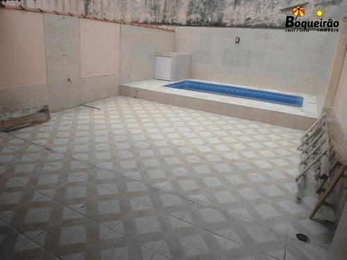 sobrado geminadoem praia grande, novo - 3 suites - piscina   - 2165