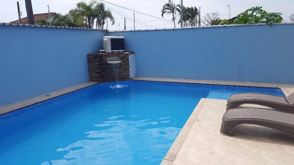 sobrado isolado mobiliado, piscina, à venda, solemar, praia grande - so0104. - so0104