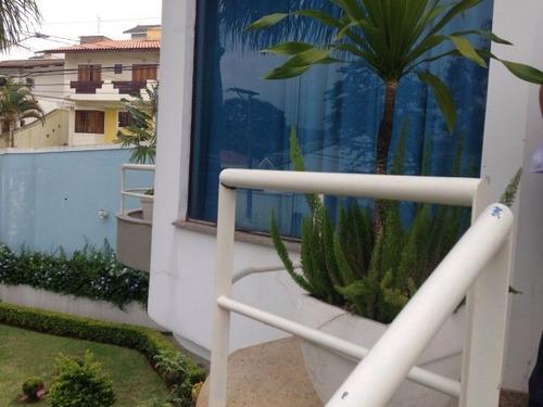 sobrado - jardim entre serra - 440 m² / ref 26/6276