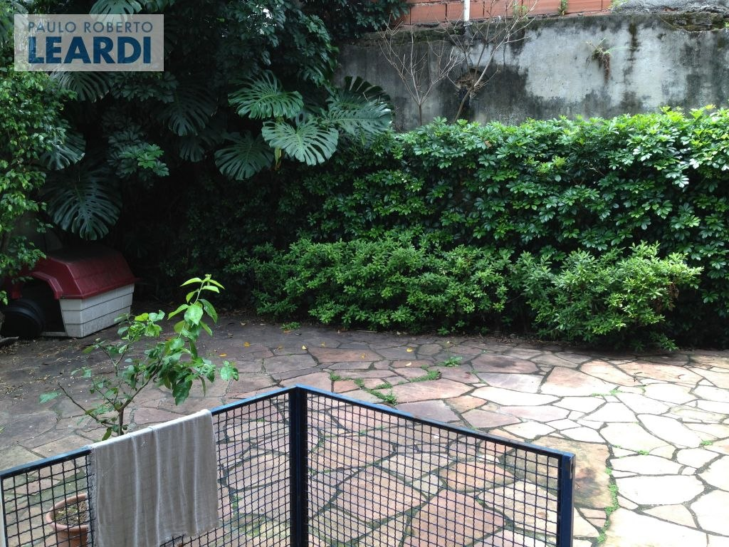 sobrado jardim europa  - são paulo - ref: 411027