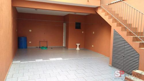 sobrado jardim independencia 1 suítes 3 dormitórios 3 banheiros 2 vagas 252 m2 - 2806