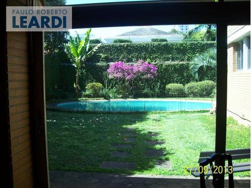 sobrado jardim paulistano  - são paulo - ref: 181538