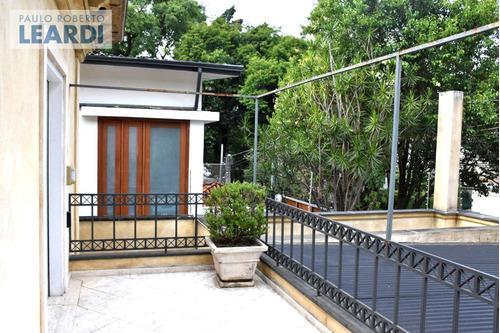 sobrado jardim paulistano  - são paulo - ref: 529307