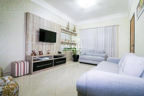 sobrado jd das industrias, 3 dormitorios (1 suite), 2 vagas - ca1489