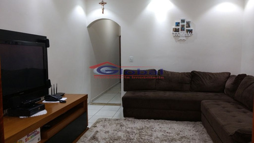 sobrado - jd. santo alberto - santo andré - gl39350