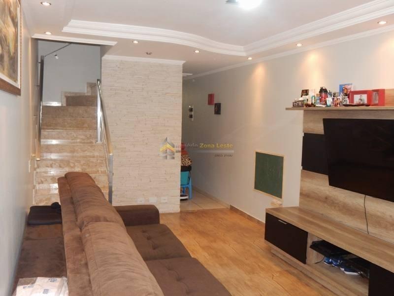 sobrado mobiliado para venda no bairro cidade patriarca, 3 dorm, 1 suíte, 3 vagas, 125 m, 150 m c/ piscina - 3597