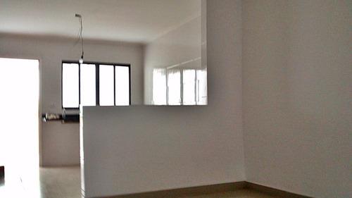 sobrado novo 200 m² á.c   ref 4192