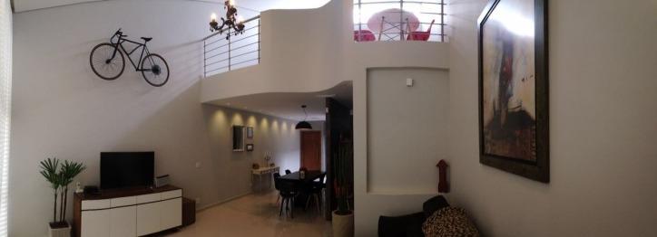 sobrado novo com 335 m² em são caetano do sul - 1236