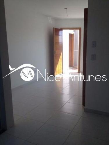 sobrado novo em condominio fechado a venda, vila nova mazzei -02 dorms, 02 suítes, 02 wc, 02 vaga - na10838
