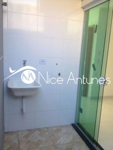 sobrado novo em condominio fechado, a venda - vila nova mazzei 02 dorms, 02 suítes, lavabo, 01 vaga - na10836