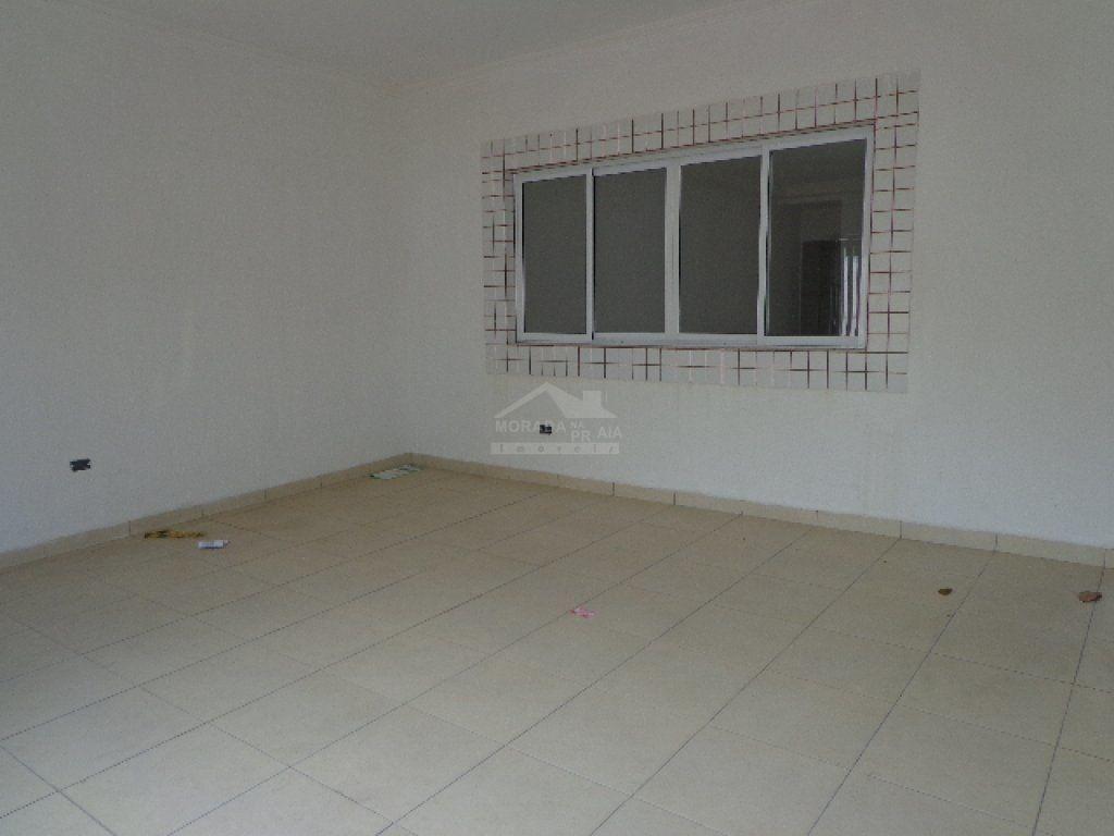 sobrado novo na guilhermina 3 dormitórios, sacadas, 4 vagas, confira na imobiliária em praia grande. - mp8878