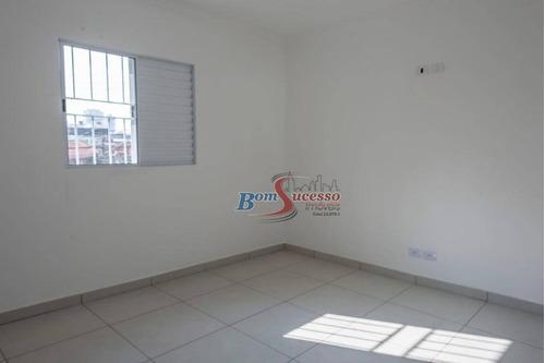 sobrado novo residencial à venda, vila carrão, são paulo. - so1353