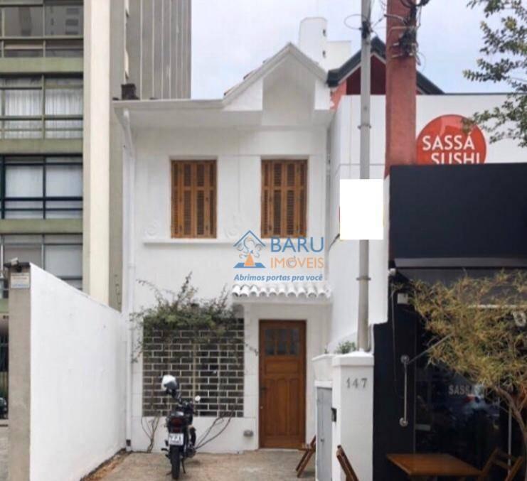 sobrado para alugar, 120 m² por r$ 5.000,00 - jardim paulista - são paulo/sp - so3577