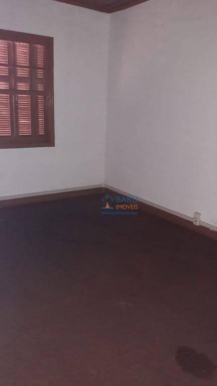 sobrado para alugar, 189 m² por r$ 6.000/mês - santana - são paulo/sp - so3227