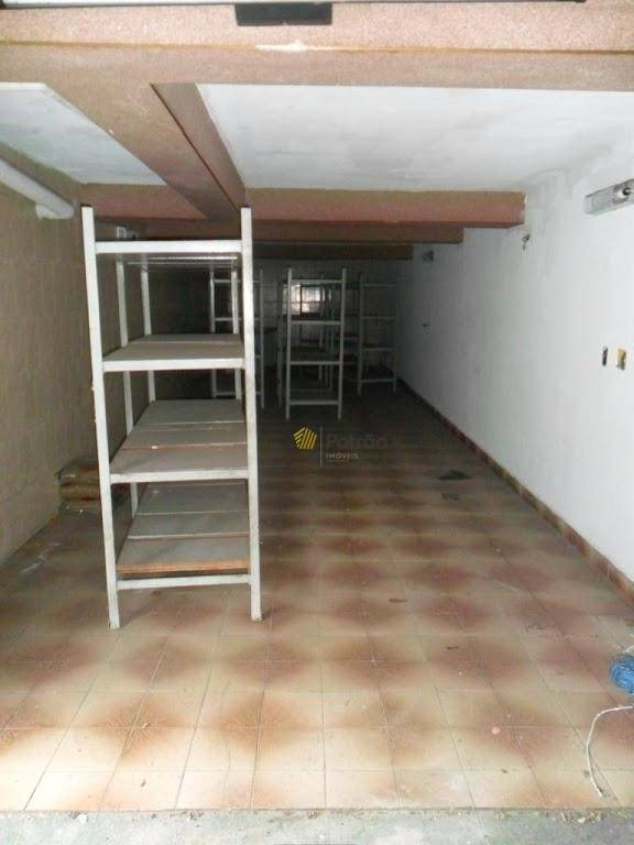 sobrado para alugar, 235 m² por r$ 3.000,00/mês - jardim do mar - são bernardo do campo/sp - so0741