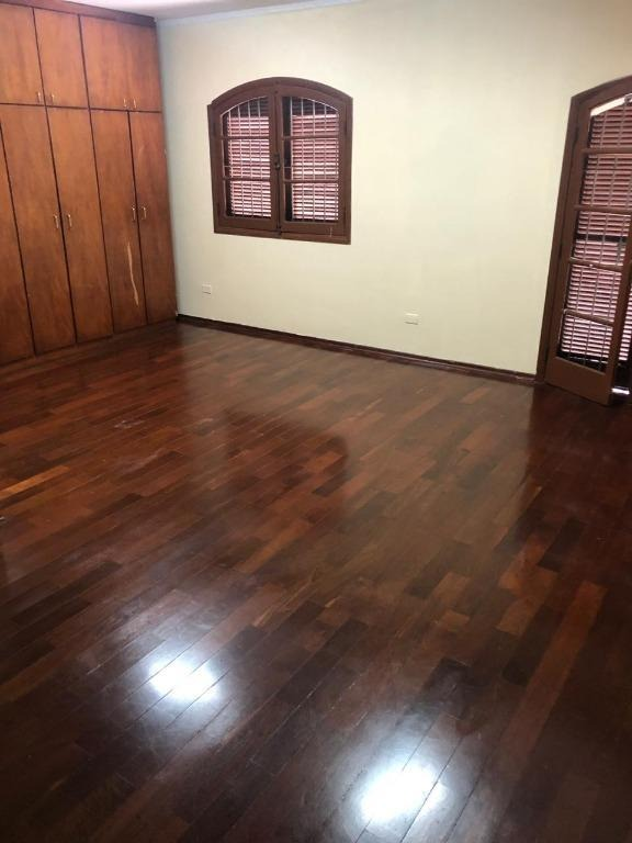 sobrado para alugar, 350 m² por r$ 4.500/mês - lauzane paulista - são paulo/sp - so0976