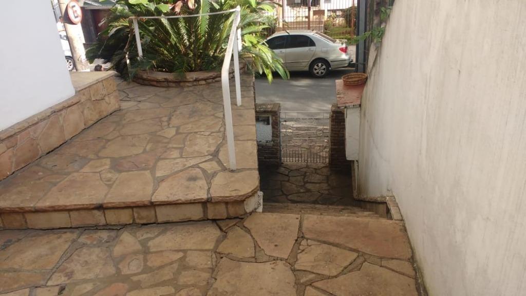 sobrado para alugar, 350 m² por r$ 7.000/mês - santana - são paulo/sp - so0608