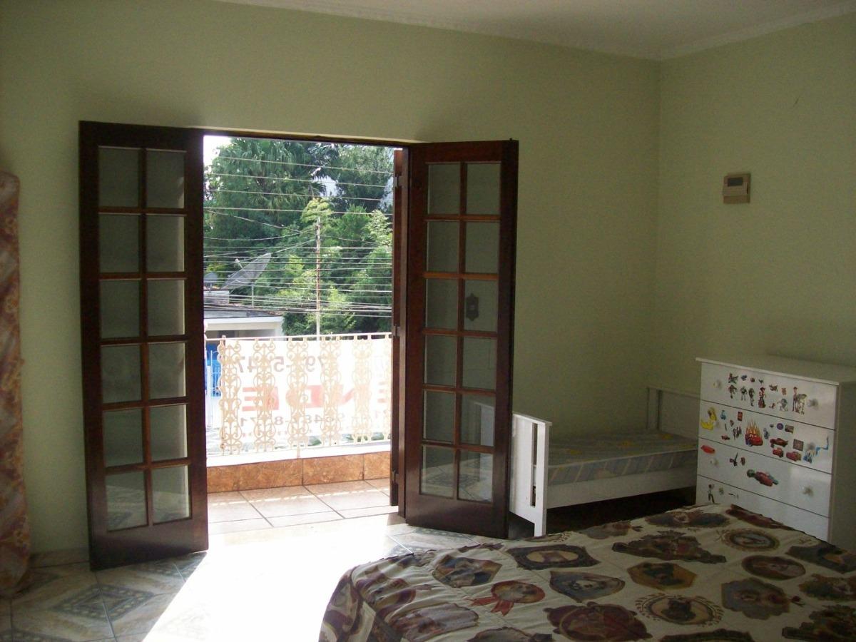 sobrado para alugar 4 dormitórios 4 vagas suzano sbl-0001
