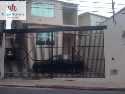 sobrado para alugar no bairro santana em são paulo - sp.  - jl518-2