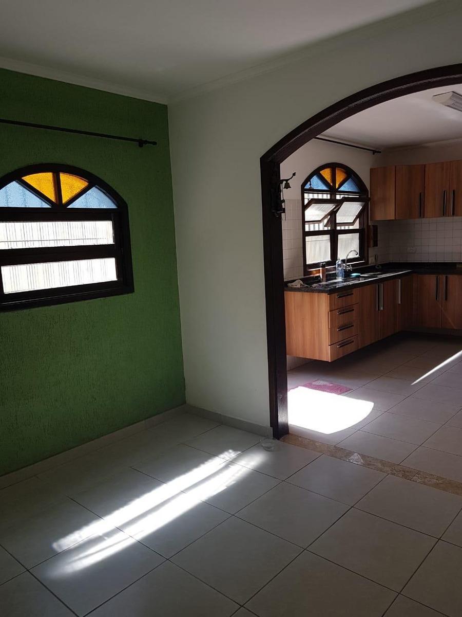 sobrado para aluguel, 3 quartos, 2 vagas, taboão - diadema/sp - 75770