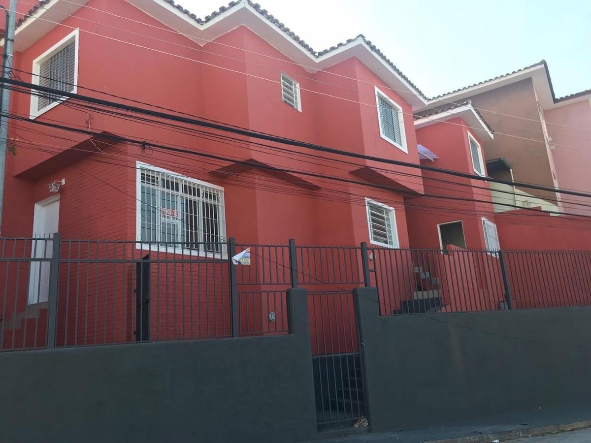 sobrado para aluguel, 4 quartos, 1 vaga, vila santa maria - são paulo/sp - 370