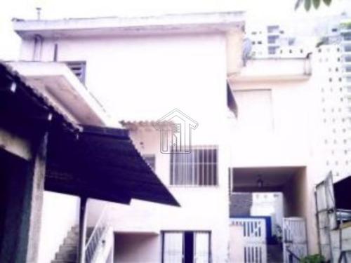 sobrado para locação comercial no bairro campestre, 4 dorm, 2 suíte, 10 vagas, 320 m2, 500 m2m - 11150gi