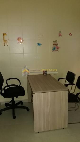 sobrado para locação comercial no bairro vila marieta, 15 salas,, 4 vagas, 303 m2 de área construída - 2923