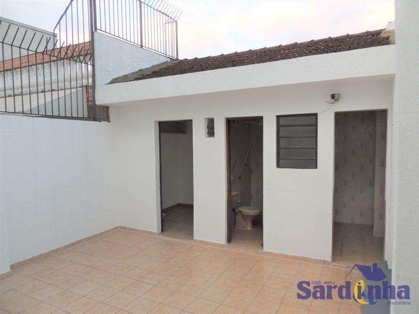 sobrado para locação - residencial ou comercial - 125m² com lavanderia, 3 dormitórios, 1 suite, edícula e 2 vagas de garagem - jd. colombo - sp - ml924