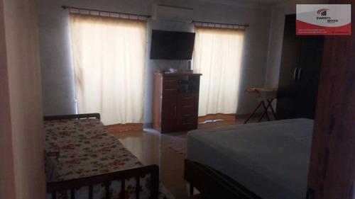 sobrado para venda em americana, parque das nações, 2 dormitórios, 1 suíte, 2 banheiros, 2 vagas - 3012