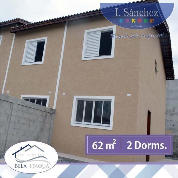 sobrado para venda em itaquaquecetuba, morro branco, 2 dormitórios, 2 banheiros, 2 vagas - 180528f_1-908680
