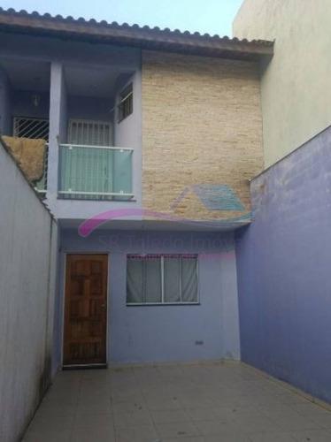 sobrado para venda no bairro jardim popular, 2 dorm, 2 suíte, 2 vagas, 100 m - 304