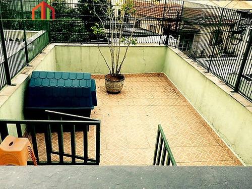 sobrado para venda no bairro santana em são paulo - cod: ps111025 - ps111025