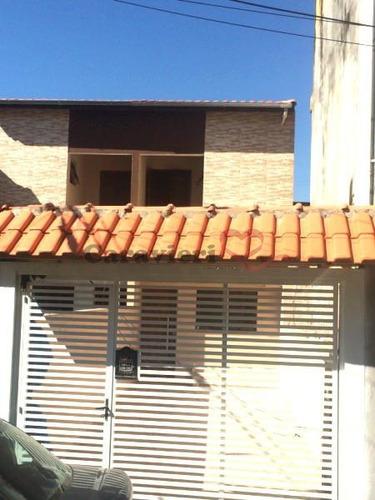 sobrado para venda no bairro vila esperança, 2 dorm, 2 suíte, 2 vagas, 124.00 m - 12204