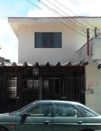 sobrado parque maria domitila rua francisco basílio - 7112