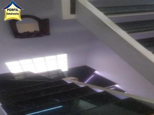 sobrado parque oratorio 4 quartos - 2964