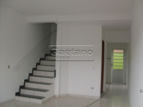 sobrado - parque residencial scaffid ii - ref: 17090 - v-17090