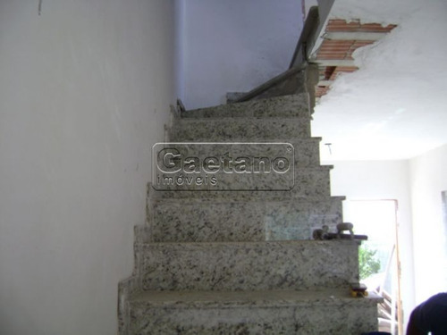 sobrado - parque residencial scaffid ii - ref: 17113 - v-17113