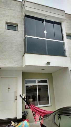 sobrado parque são lucas 1 suítes 3 dormitórios 2 banheiros 3 vagas 95 m2 - 2207