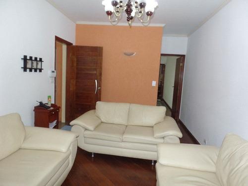 sobrado reformado 140 m² - 3 dorm / 2 suites - px. r. tamoios / extra aeroporto - 226-im33580