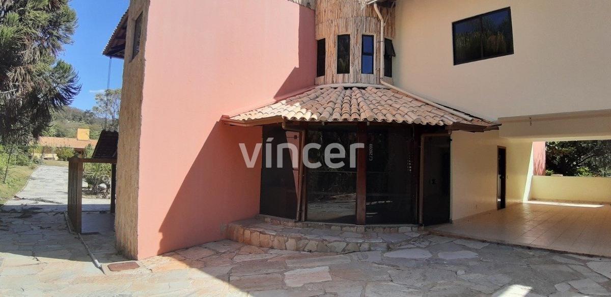 sobrado - residencial aldeia do vale - ref: 306 - v-306