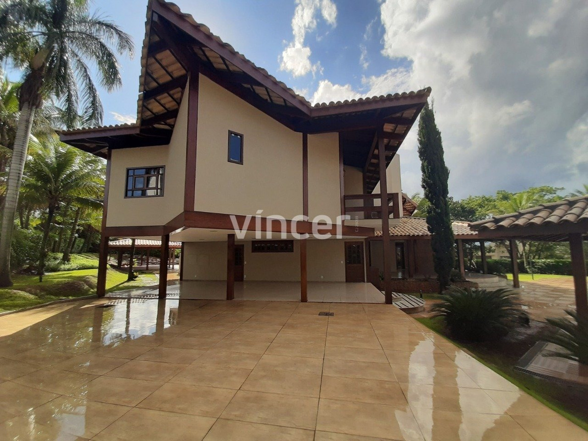sobrado - residencial aldeia do vale - ref: 35 - v-35