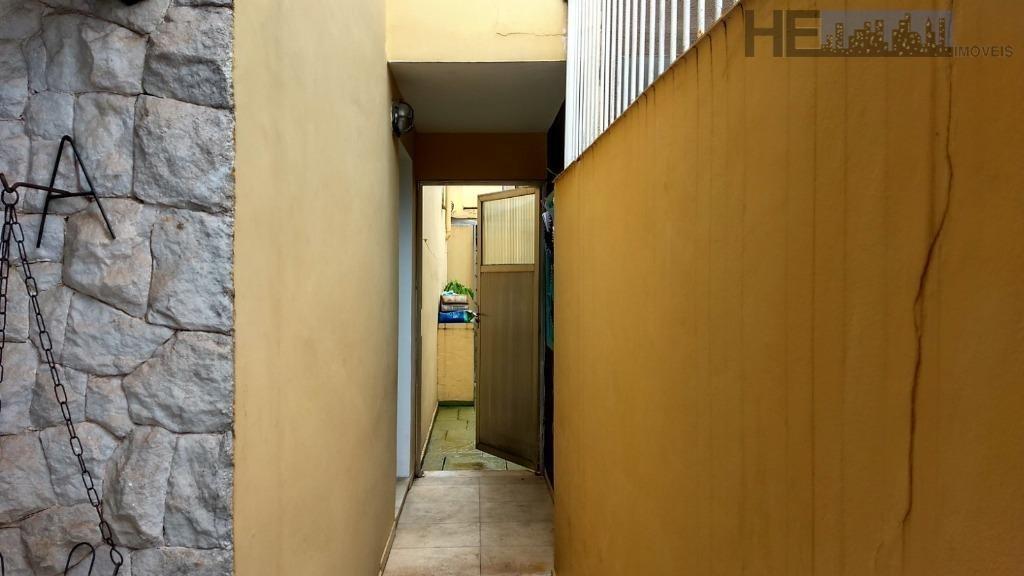 sobrado residencial campo belo - ca0085