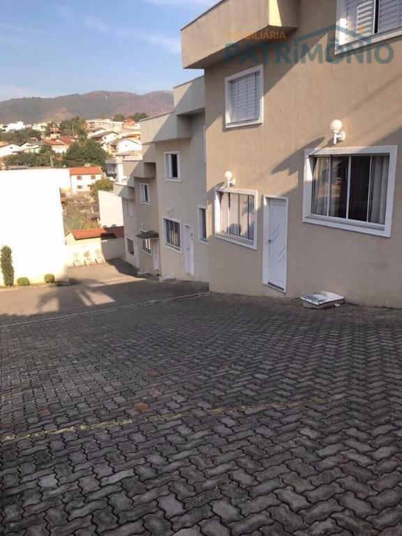 sobrado residencial em condomínio à venda, jardim paulista, atibaia. - so0014