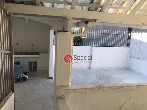 sobrado residencial ou comercial para locação, moóca, são paulo - so6814. - so6814