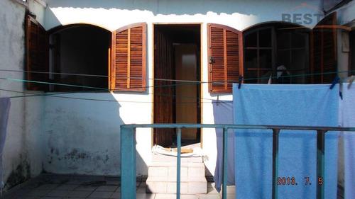 sobrado residencial ou comercial vila romana à venda. - so0617
