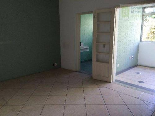 sobrado residencial para locação, centro, santo andré - so0410. - so0410
