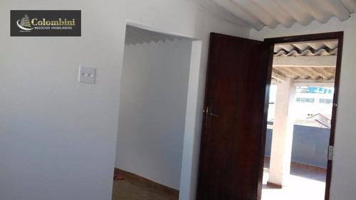 sobrado residencial para locação, cerâmica, são caetano do sul. - so0016