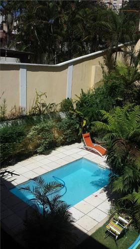 sobrado residencial para locação, jardim morumbi, são paulo. - so1042