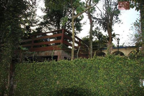 sobrado residencial para locação, jardim passargada e, cotia. - so3260