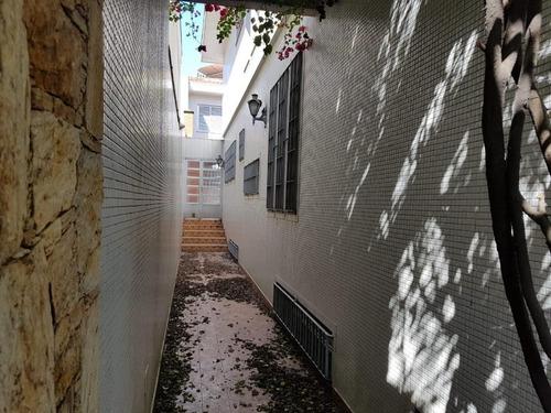 sobrado residencial para locação, parque da mooca, são paulo. - so0322
